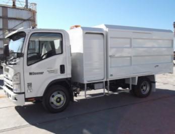 Litter truck | Vehicles | Active VMA