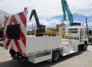 Sign truck level 1 & 2 | Vehicles | Active VMA
