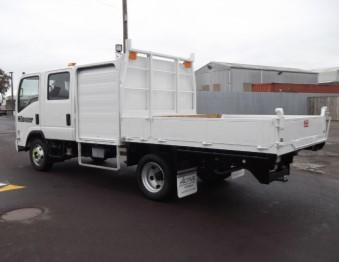 Tipper toolbox truck | Vehicles | Active VMA
