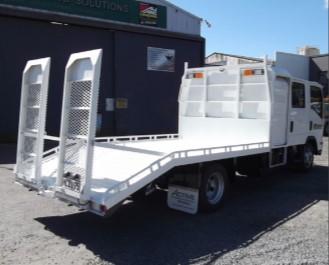 Mower Transporter | Vehicles | Active VMA