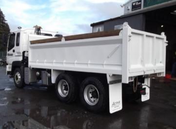 10m Tipper bin truck   Vehicles   Active VMA