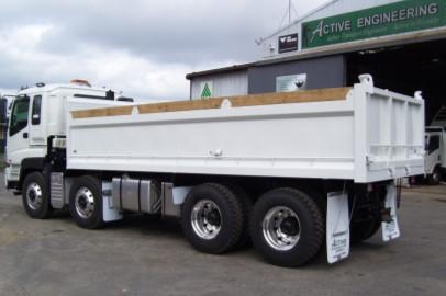 12m tipper bin truck   Vehicles   Active VMA