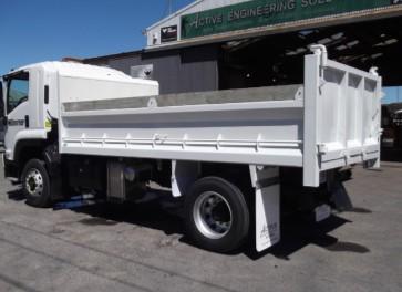 Tipper bin truck   Vehicles   Active VMA