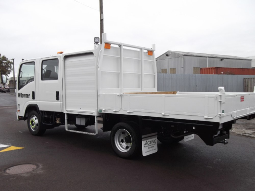 TIPPER TOOLBOX TRUCKS