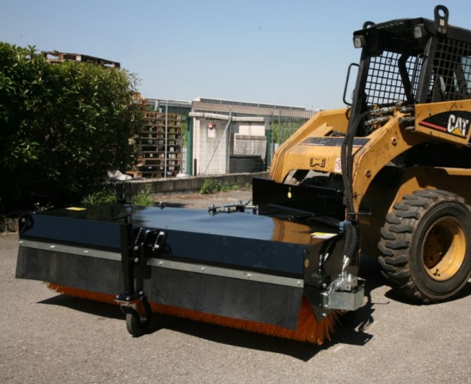 M3 Angled Broom Sweeper | Active VMA